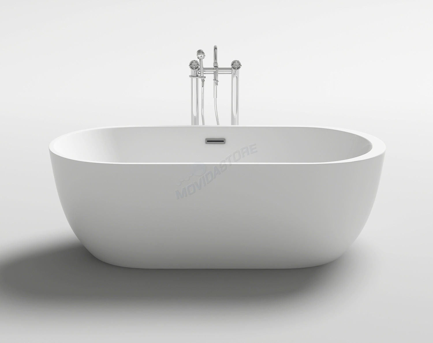 Vasca da bagno one freestanding moderna design vasche for Vasca bagno design