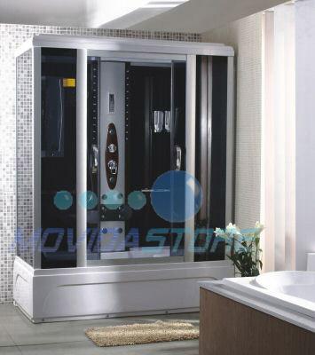 Tenere al caldo in casa box doccia multifunzione 120x70 - Cabine doccia multifunzione albatros ...