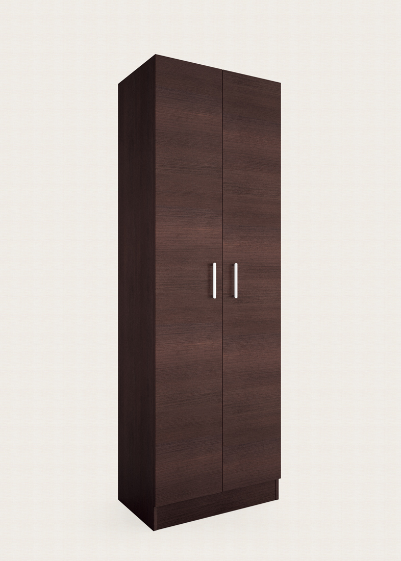 Mobile colonna legno 2 ante armadietto arredo bagno lavanderia moderno motril ebay - Salgar mobili bagno ...