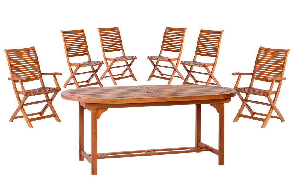 Set tavolo ovale legno 150 allungabile 200 4 sedie 2 for Tavolo ovale ufficio