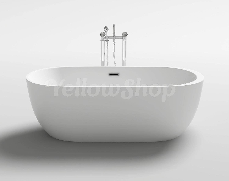 Vasca Da Bagno In Inglese Come Si Scrive : Vasca da bagno one freestanding moderna design vasche centro ovale